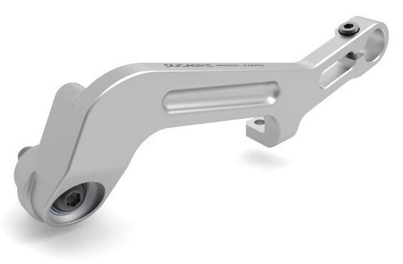 【ポイント5倍開催中!!】【クーポンが使える!】 DUCABIKE ドゥカバイク ブレーキペダル・シフトペダル ブレーキペダルレバー カラー:シルバー MULTISTRADA 1200 10-14 MULTISTRADA 1200 S 10-14