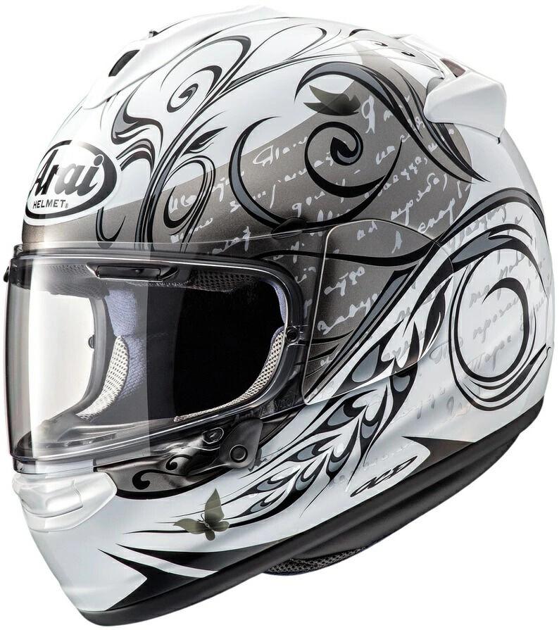 Arai アライ フルフェイスヘルメット VECTOR-X STYLE BLACK [ベクターX スタイル 黒] ヘルメット サイズ:S(55-56cm)