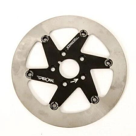 BERINGER ベルリンガー ディスクローター AERONAL DISC (エアロナルディスク) ステンレスローター カラー:ブラック 右用 -99