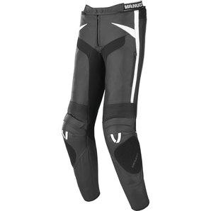 Vanucci ヴァヌッチ レザーパンツ ART XIV COMBI PANTS LEATHER,BLACK/WHITE Size:58