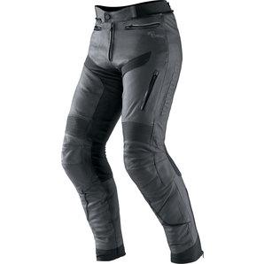 Vanucci ヴァヌッチ レザーパンツ RACING III PANTS MEN BLACK Size:58