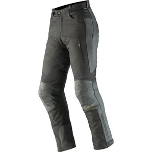 Vanucci ヴァヌッチ レザーパンツ V4.1 TEXTIL/LEATHER PANTS,BLK Size:58