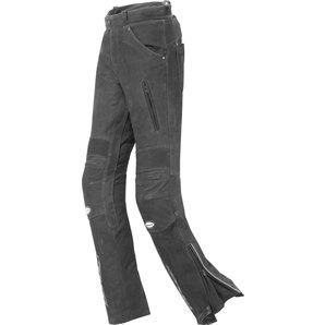 パンツ・ボトムス Vanucci ヴァヌッチ 20609748  Vanucci ヴァヌッチ レザーパンツ NUBUK LETHER PANTS BLACK, TFL COOL Size:48