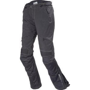 Vanucci ヴァヌッチ ナイロンパンツ HIRIDER III TEXTILE PANTS, BLACK Size:48