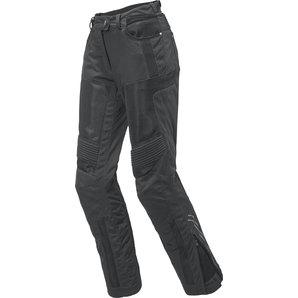Vanucci ヴァヌッチ ナイロンパンツ V5.1 LADIES TEXTILE PANTS, BLACK Size:44