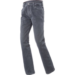Vanucci ヴァヌッチ ARMALITH 2.0 INCH JEANS, GREY
