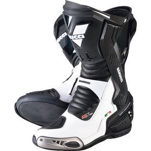 Vanucci ヴァヌッチ オンロードブーツ RV5 PRO BLACK/WHITE Size:46