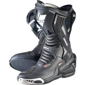Vanucci ヴァヌッチ オンロードブーツ RV5 PRO AIR BLACK Size:46
