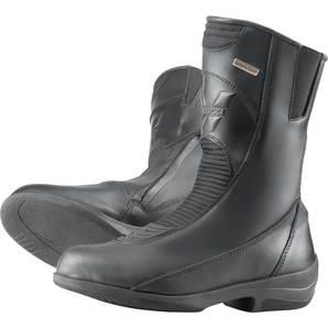 Vanucci ヴァヌッチ オンロードブーツ LADY VTB6 SYMPATEX BLACK Size:40