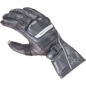 Vanucci ヴァヌッチ レザーグローブ DONNA III D GLOVE, BLACK レディース Size:XS