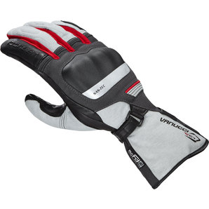 Vanucci ヴァヌッチ その他グローブ TOURING IV GLOVES, GREY/RED Size:L