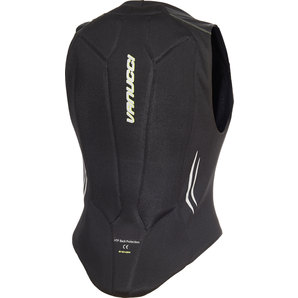 Vanucci ヴァヌッチ WOMENS VEST BACK PROTECTOR,BLK/NEO