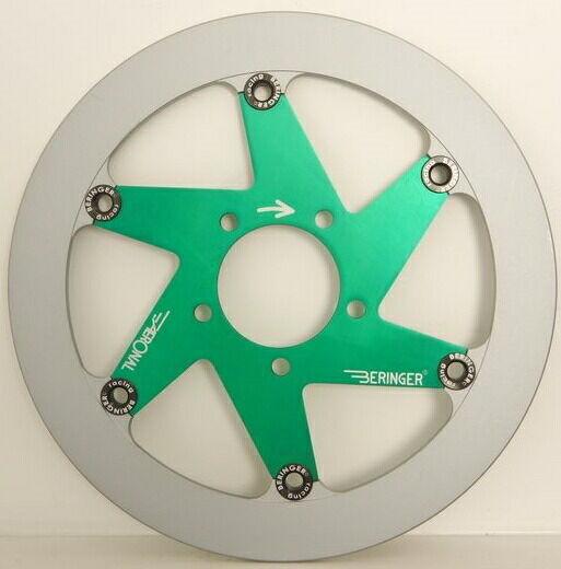 BERINGER ベルリンガー ディスクローター AERONAL DISC (エアロナルディスク) ステンレスローター GSX-R1000 GSX-R750 GSX1300R HAYABUSA[ハヤブサ]