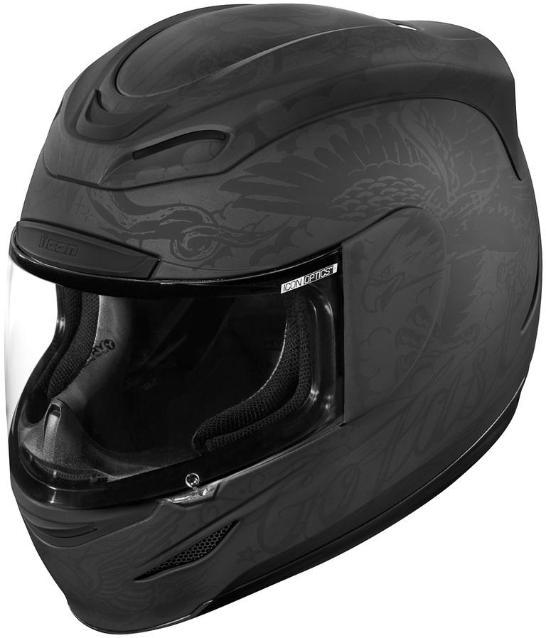 ICON アイコン フルフェイスヘルメット AIRMADA SCRAWL HELMET [エアマーダ・スクロール] サイズ:L(59-60cm)