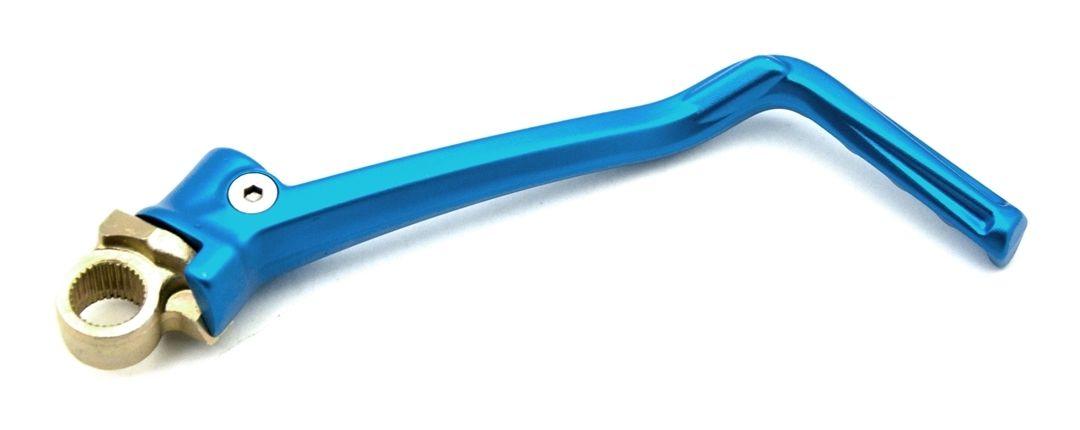HammerHead ハマーヘッド その他エンジンパーツ アルミキックペダル KTM用 カラー:ブルー 105SX(2003-2011)