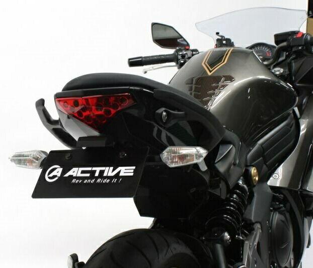 【イベント開催中!】 ACTIVE アクティブ フェンダーレスキット Ninja400 Ninja650