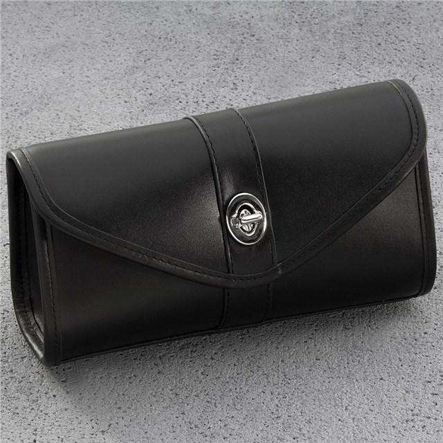 US YAMAHA 北米ヤマハ純正アクセサリー レザーウインドシールドバッグ (Leather Windshield Bags)