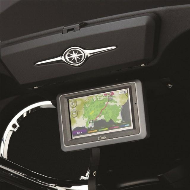 US YAMAHA 北米ヤマハ純正アクセサリー Garmin(R) GPSマウンティングキット  (Mounting Kit for Garmin(R) GPS)