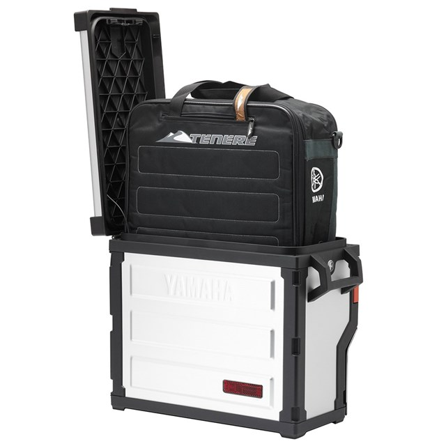 US YAMAHA 北米ヤマハ純正アクセサリー パニアケース・サイドボックス サイドケース インナーバッグ (Side Case Inner Bag)