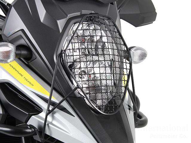HEPCO&BECKER ヘプコ&ベッカー ヘッドライトグリル V-Strom 1000 ABS