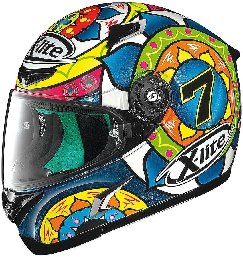 NOLAN ノーラン フルフェイスヘルメット X-LITE X-802RR デイビス セパン サイズ:L(59-60cm)