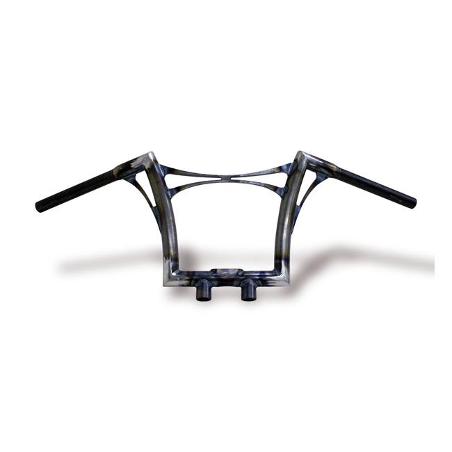 KODLIN コドリン ハンドルバー フローバーミディアム【FLOW BAR MEDIUM RAW】 82-16H-D(excl.08-16e-throttle;08-11Springers)