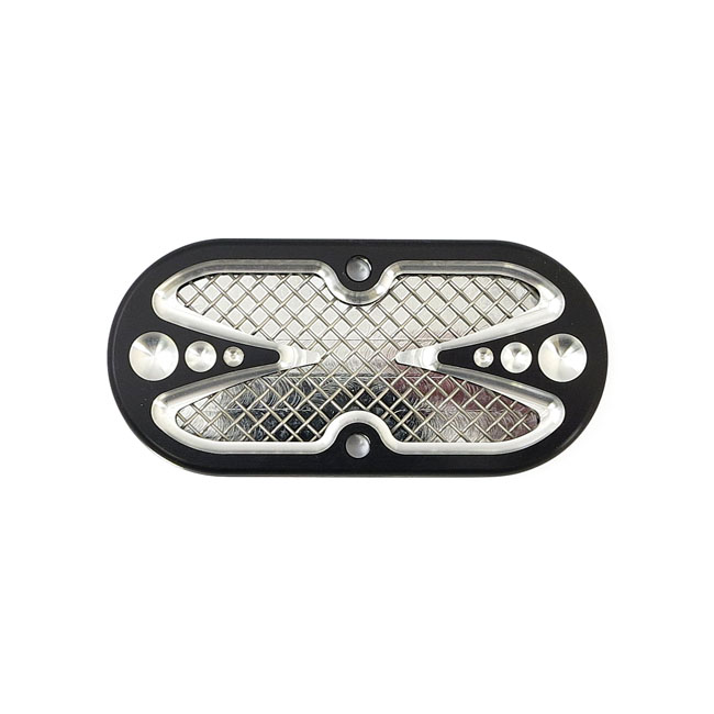 KODLIN コドリン エンジンカバー INSPECTION COVER MESH 65-06B.T.(NU)(EXCL.MIDSHIFT2006DYNA)