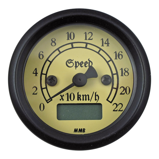 MMB エムエムビー スピードメーター ULTRA MINI ELECTRONIC SPEEDO CLASSIC