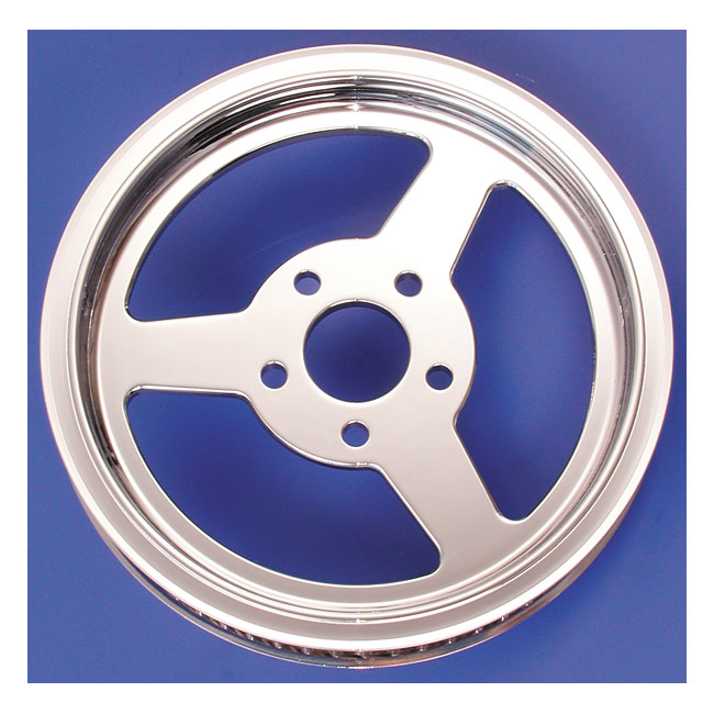 BELT DRIVES LTD. ベルトドライブ プーリー関連 REAR PULLEY 1 1/2 61T 3-SPOKE UPTO 1999 B.T. (EXCL. 00-UP)