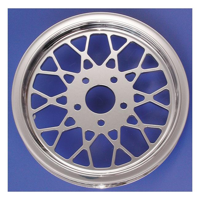 BELT DRIVES LTD. ベルトドライブ プーリー関連 REAR PULLEY 1 INCH 65T. MESH UPTO 1999 B.T. (EXCL. TC)