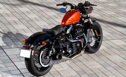 DLIVE ドライブ ストリートライン フルエキゾーストシステム Type2/ステップキットセット スポーツスター XL883 07-13 スポーツスター XL1200 07-13