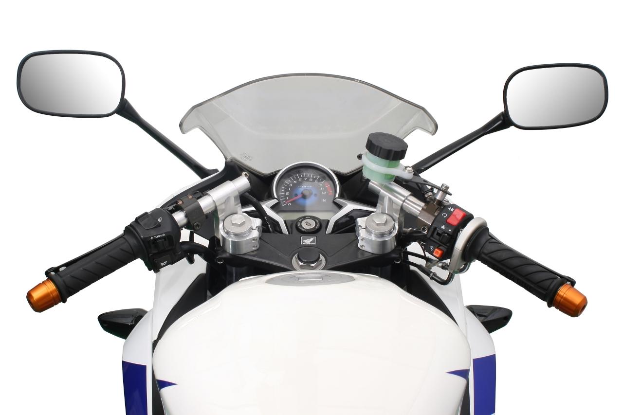 ACTIVE アクティブ セパレートハンドルキット CBR250R (2011-)