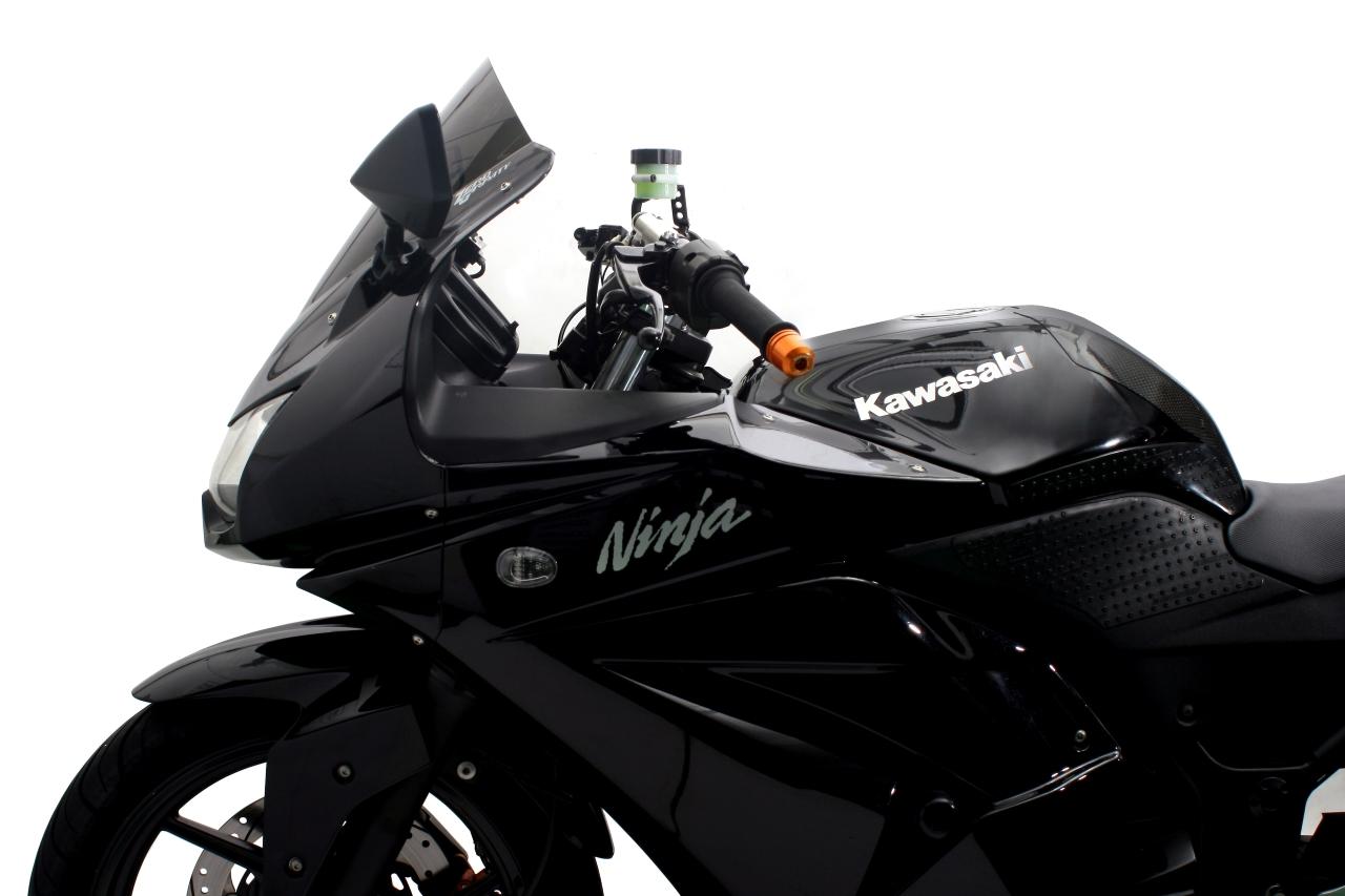 ACTIVE アクティブ セパレートハンドルキット Ninja250 13-17、Ninja250 (ABS) 13-17、Ninja250R 08-12