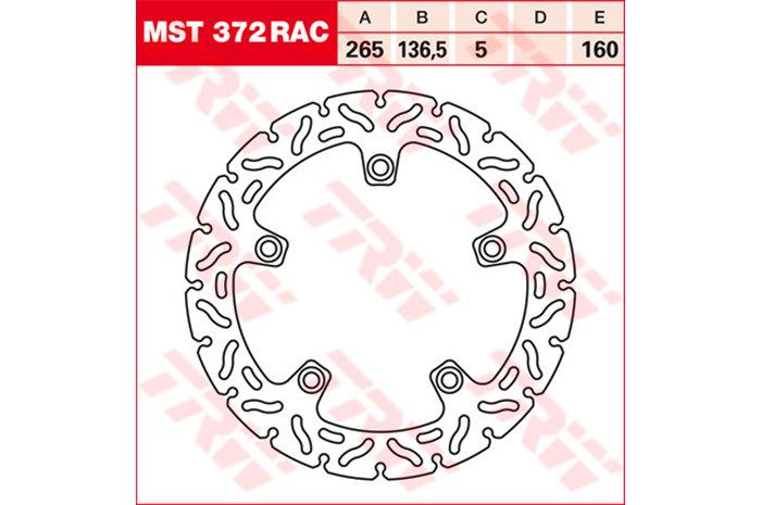 TRW ティーアールダブル BRAKE-DISCS RACING [MST372RAC2]