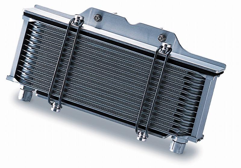 JB POWER(BITO R&D) JBパワー(ビトーR&D) オイルクーラー本体 オイルクーラーキット カラー:シルバー Z1000 MkII Z2 (750RS/Z750FOUR)