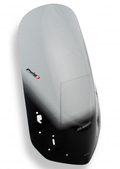 Puig プーチ ツーリングスクリーン カラー:ダークスモーク XL1000Vバラデロ