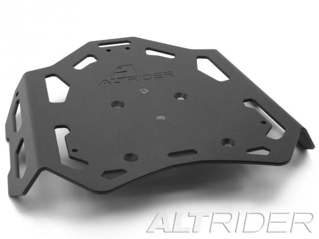 AltRider アルトライダー バッグ・ボックス類取り付けステー Luggage Rack カラー:Black F 800 GS