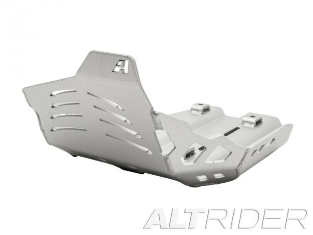 AltRider アルトライダー ガード・スライダー Skid Plate カラー:Silver F 800 GS Adventure