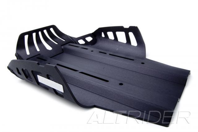 AltRider アルトライダー ガード・スライダー Skid Plate カラー:Black R 1200 GS