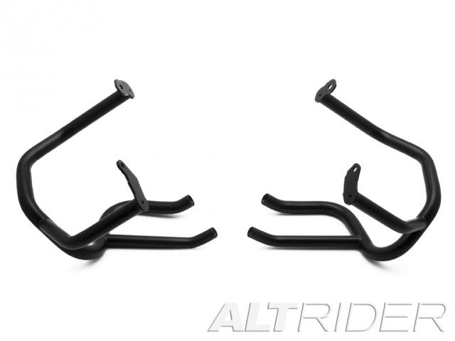 AltRider アルトライダー ガード・スライダー Crash Bars カラー:Black タイプ:Without Mounting Bracket R 1200 GS Water Cooled 13