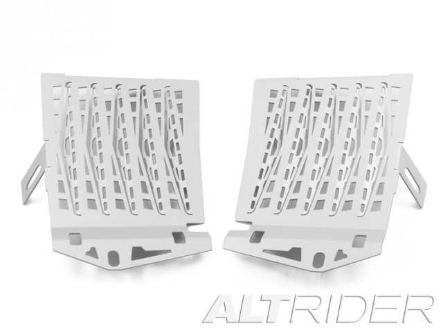 AltRider アルトライダー コアガード Radiator Guard カラー:Silver R 1200 GS Water Cooled