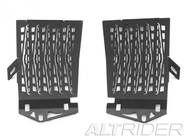 AltRider アルトライダー コアガード Radiator Guard カラー:Black R 1200 GS Water Cooled
