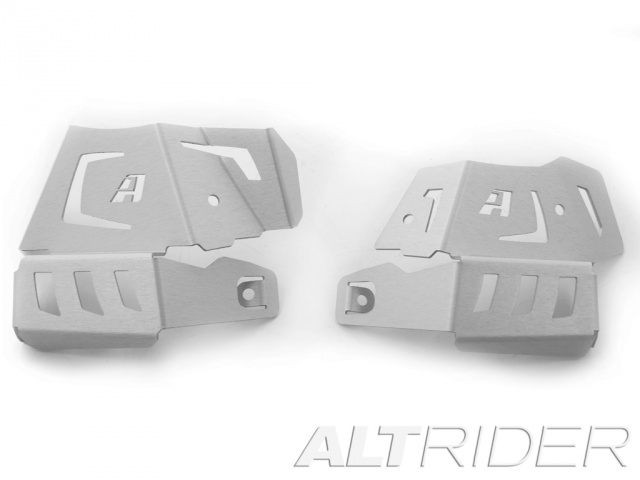 AltRider アルトライダー ガード・スライダー Injector Guard カラー:Silver R 1200 GS Water Cooled