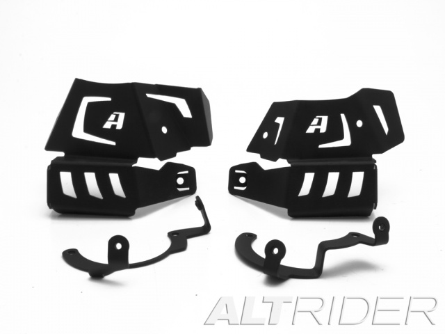 AltRider アルトライダー ガード・スライダー Injector Guard カラー:Black R 1200 GS Water Cooled