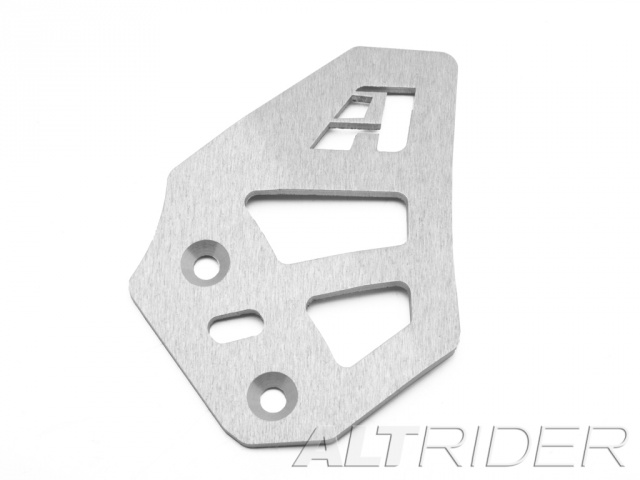 AltRider アルトライダー その他ステップパーツ Left Heel Guard カラー:Silver R 1200 GS Water Cooled