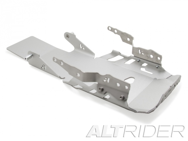 AltRider アルトライダー ガード・スライダー Skid Plate カラー:Silver タイプ:With Mounting Bracket R 1200 GS Water Cooled 13-15