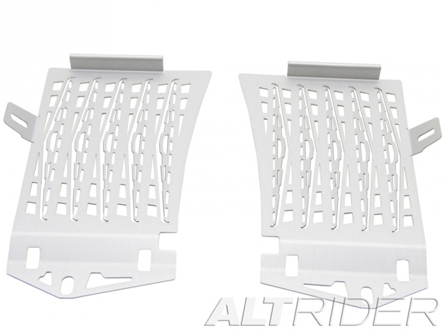 AltRider アルトライダー コアガード Radiator Guard カラー:Silver R 1200 GS Adventure Water Cooled