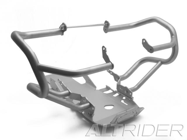 かわいい! AltRider アルトライダー 1200 ガード・スライダー Crash Bar Bar and/ Skid Plate System カラー:Silver R 1200 GS/ Rallye/ Exclusive Water Cooled 16-, 亜熱帯からの贈り物。奄美市場:24786f4b --- biliq.ru