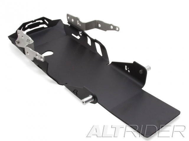 AltRider アルトライダー ガード・スライダー Skid Plate カラー:Black タイプ:With Mounting Bracket R 1200 GS Water Cooled 16- / Rallye / Exclusive