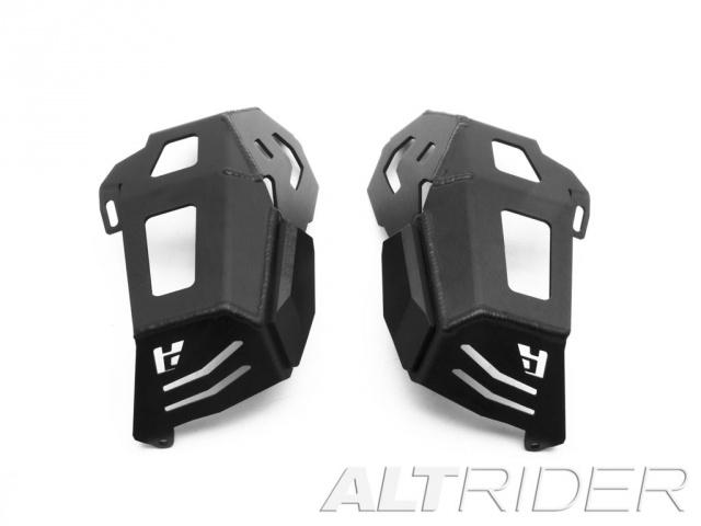 AltRider アルトライダー ガード・スライダー Cylinder Head Guards カラー:Black R 1200 RT Water Cooled